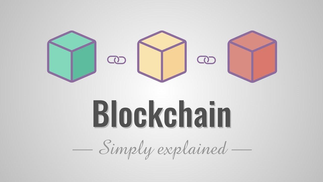 Una semplice spiegazione su come lavora la blockchain