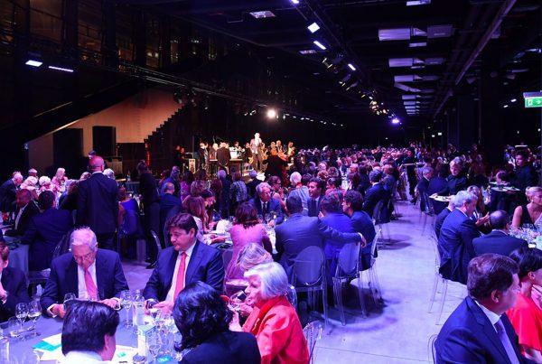 Charity Dinner Fondazione Veronesi