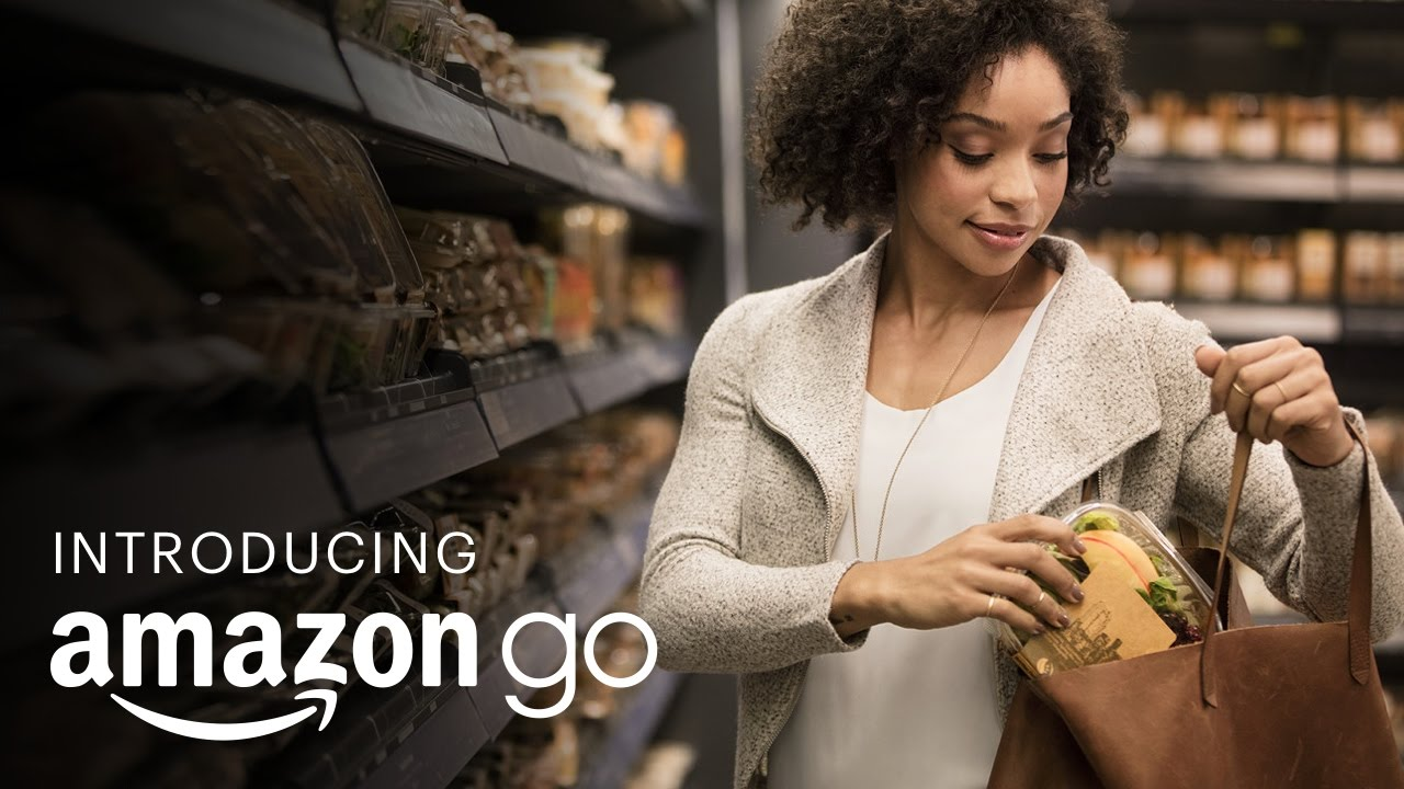 Amazon Go, a Seattle il primo supermercato del futuro