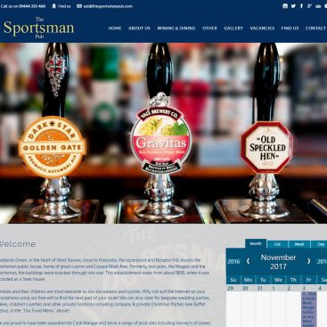 The Sportsman Pub