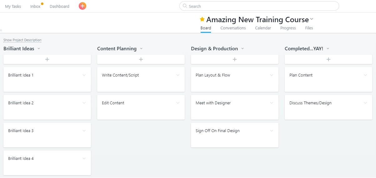 Asana Productivity Tool ResponseSuite