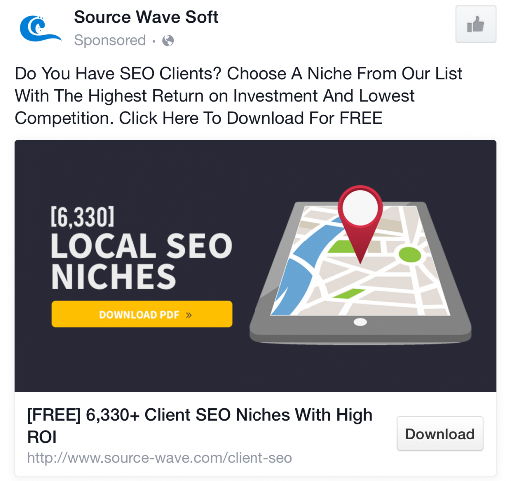 ResponseSuite 65 Examples of Facebook Ads That Will Inspire You