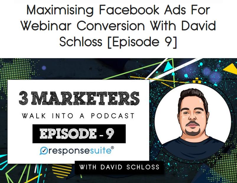 Marketing Podcast David Schloss
