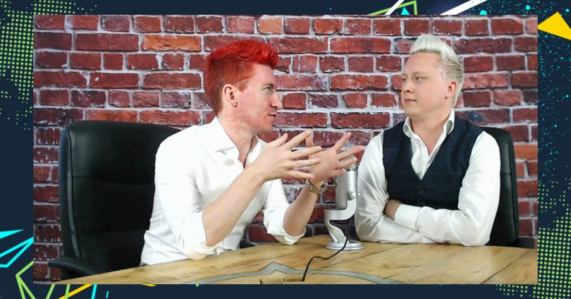 Andrew and Pete Podcast