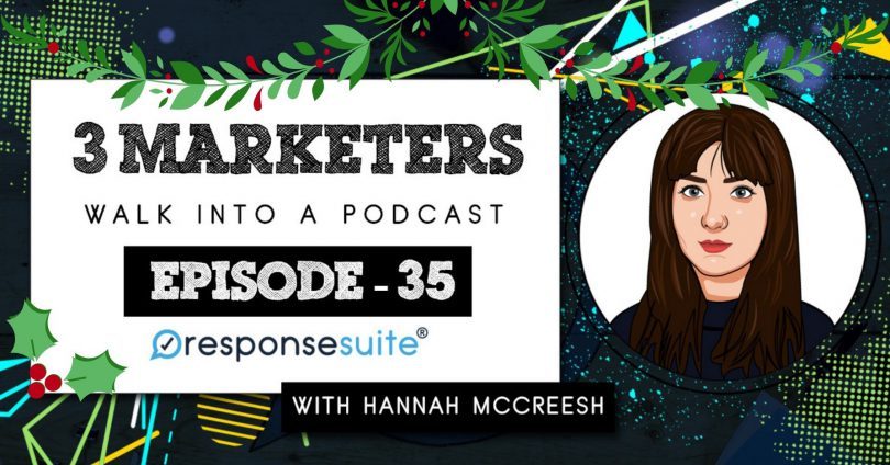 HANNAH MCCREESH BLOGGING PODCAST