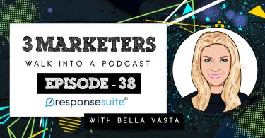 3 MARKETERS PODCAST - BELLA VASTA