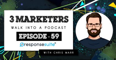 Chris Marr Content Marketing Podcast