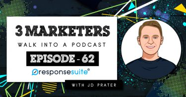 JD Prater 3 Marketers Podcast