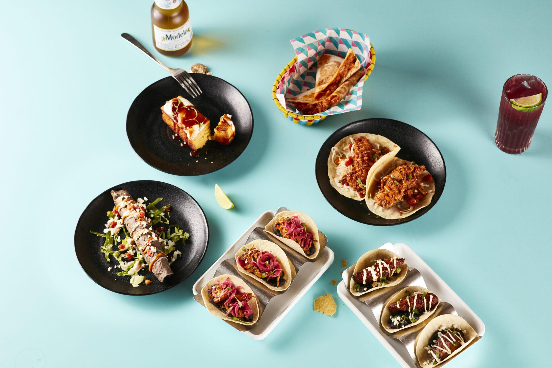 Wahaca tacos