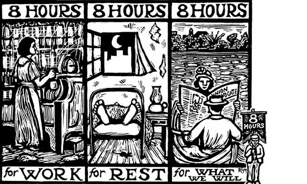 May Day and the struggle for the eight-hour working day