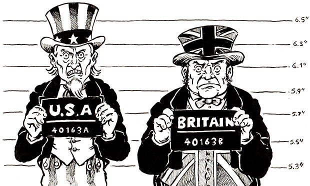 Imperialism on Trial - London