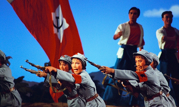 Film show: Red Detachment of Women