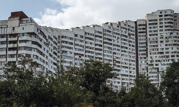Building Socialism –  Soviet Architecture