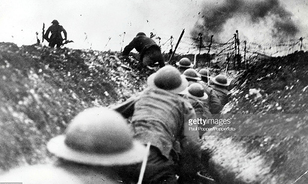 The End of WWI and the Foundations for WWII