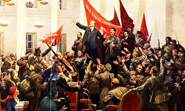 October Revolution celebration