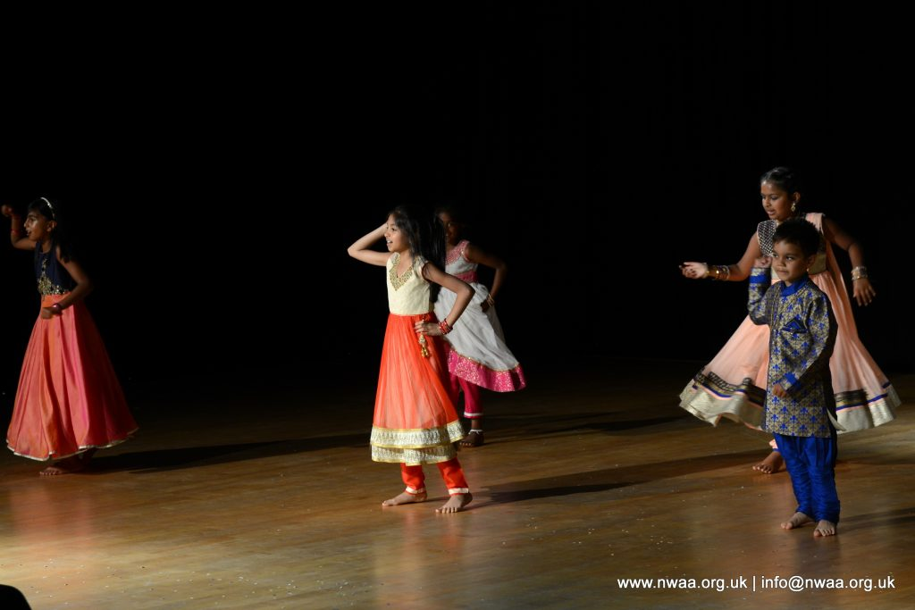 North West Asian Arts Rhythm of India 2018 - Bollywood