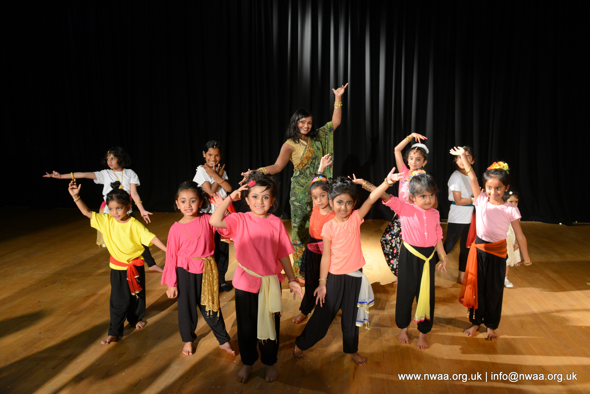 North West Asian Arts Rhythm of India 2018 - Bollywood