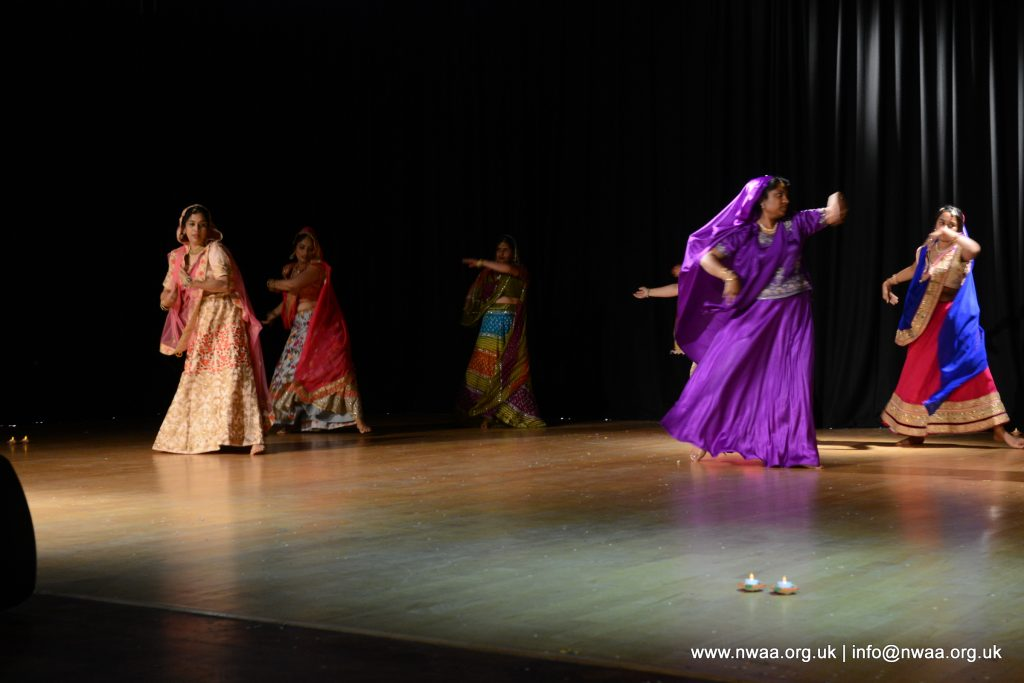 North West Asian Arts Rhythm of India 2018 - Folk
