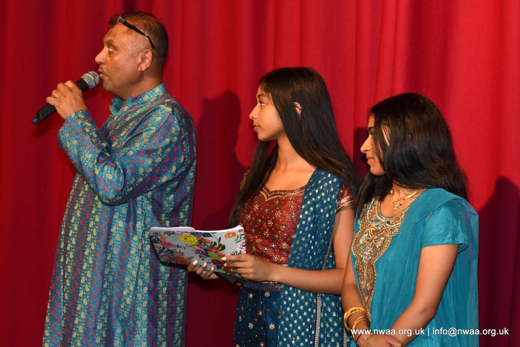 North West Asian Arts - Rhythm of India 2018