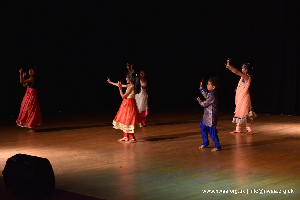 North West Asian Arts -  Rhythm of India 2018 - Bollywood
