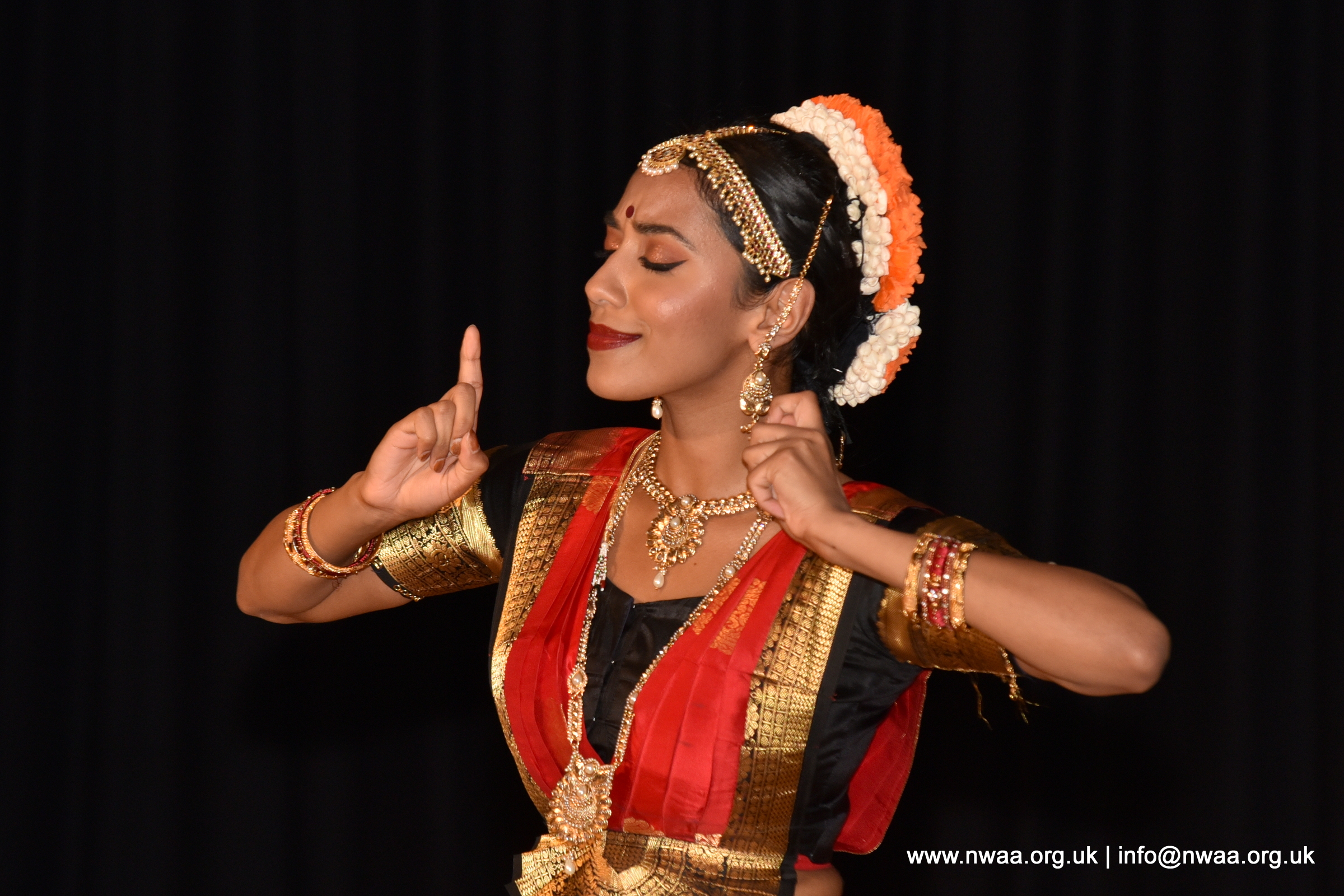 North West Asian Arts -  Rhythm of India 2018 - Bharatanatyam