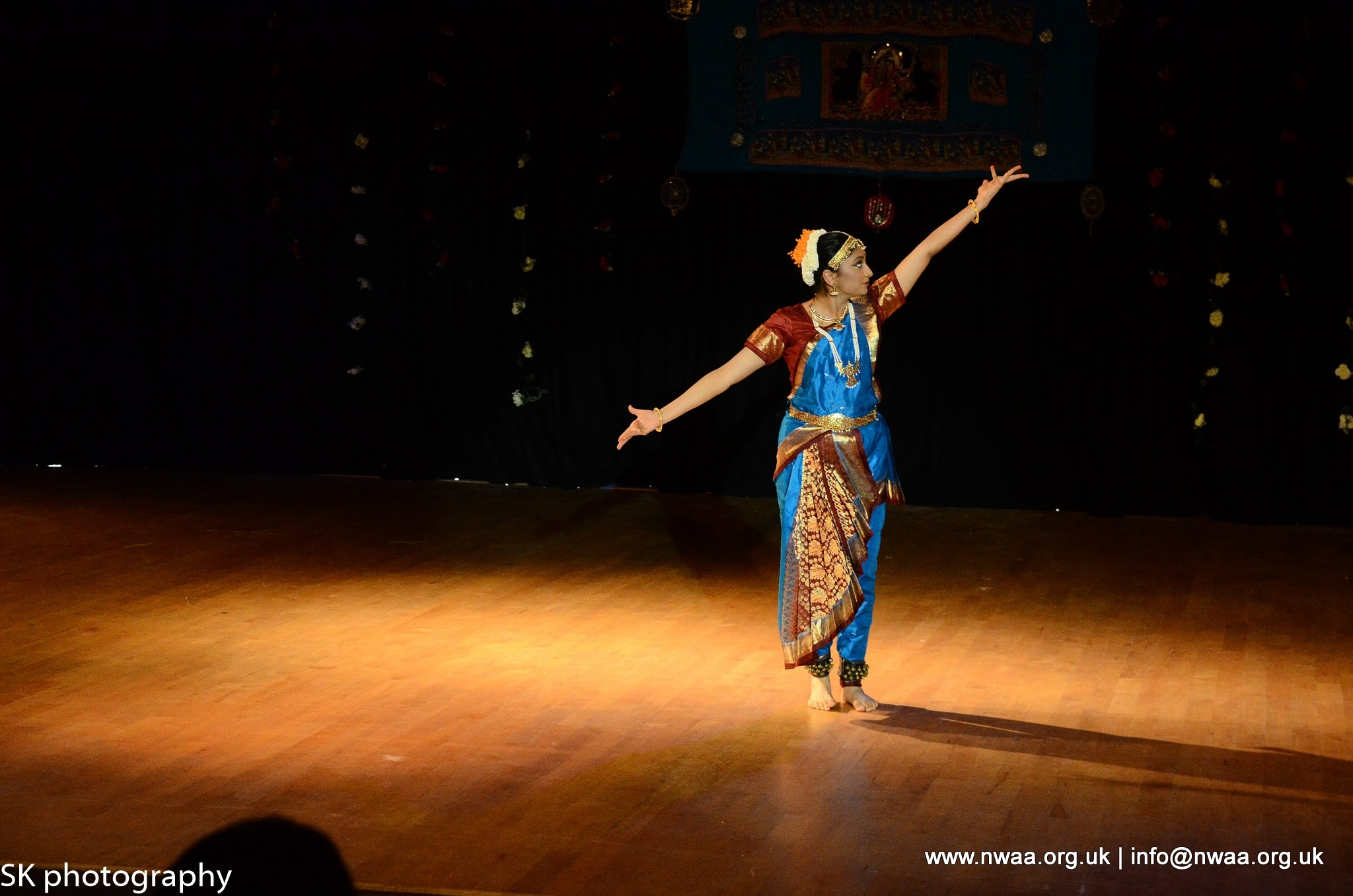 North West Asian Arts - Rhythm of India 2016 - Neha Khimani - Bharatanatyam