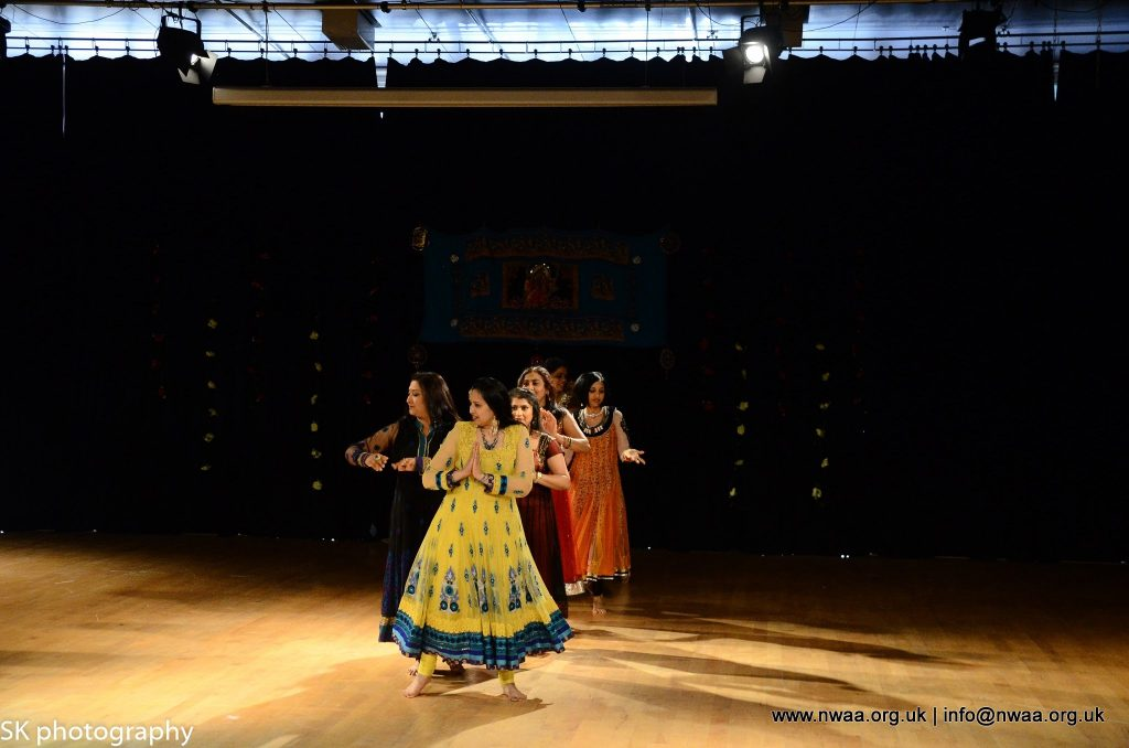 North West Asian Arts - Rhythm of India 2016 - Adults Bollywood Bolton