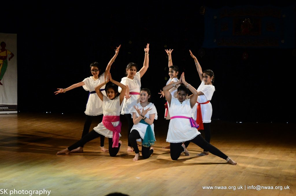 North West Asian Arts - Rhythm of India 2016 - Bollywood Bolton