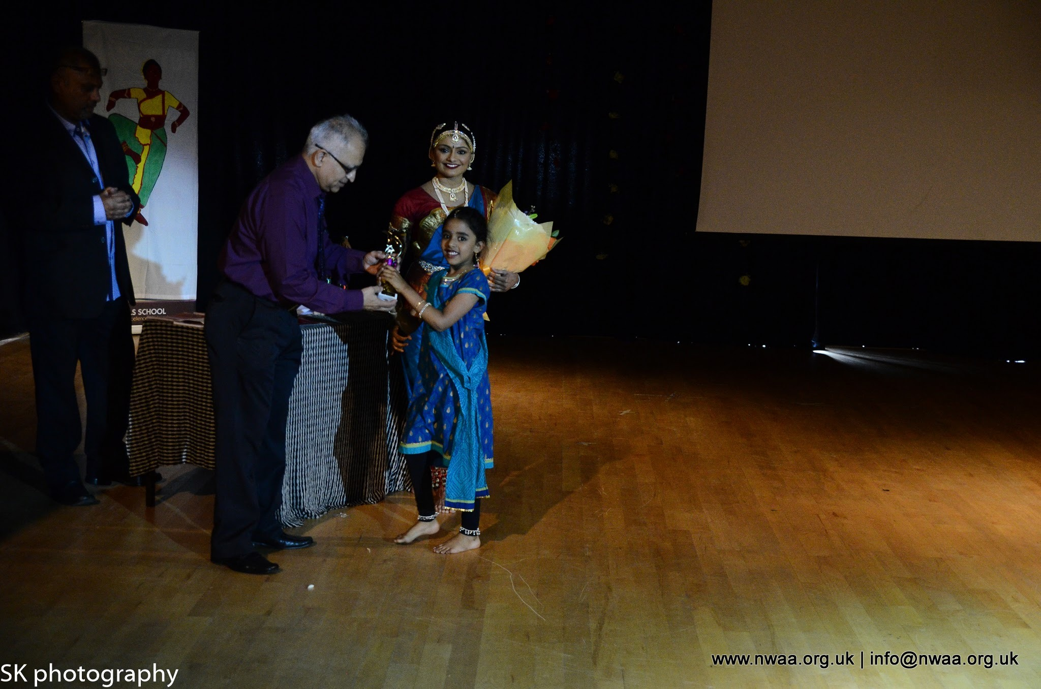 North West Asian Arts - Rhythm of India 2016
