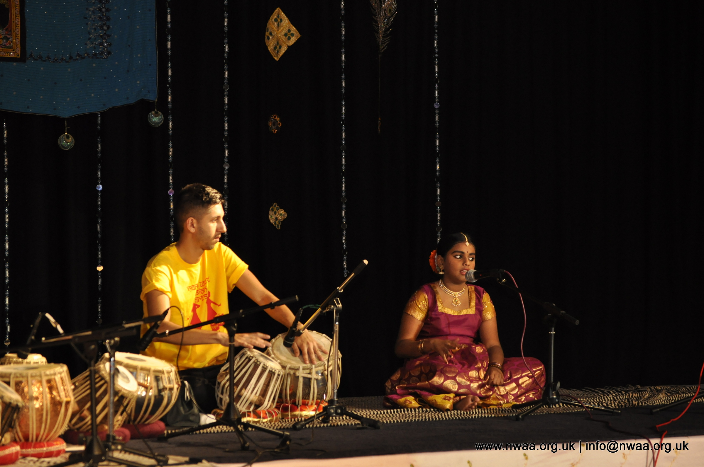 North West Asian Arts, Bolton, Tabla and Vocal