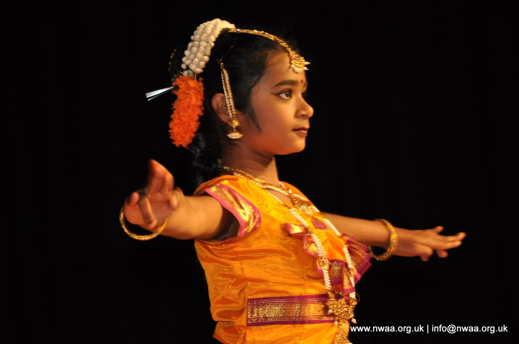 North West Asian Arts, Bolton, Bharatanatyam, Naye Sitaare