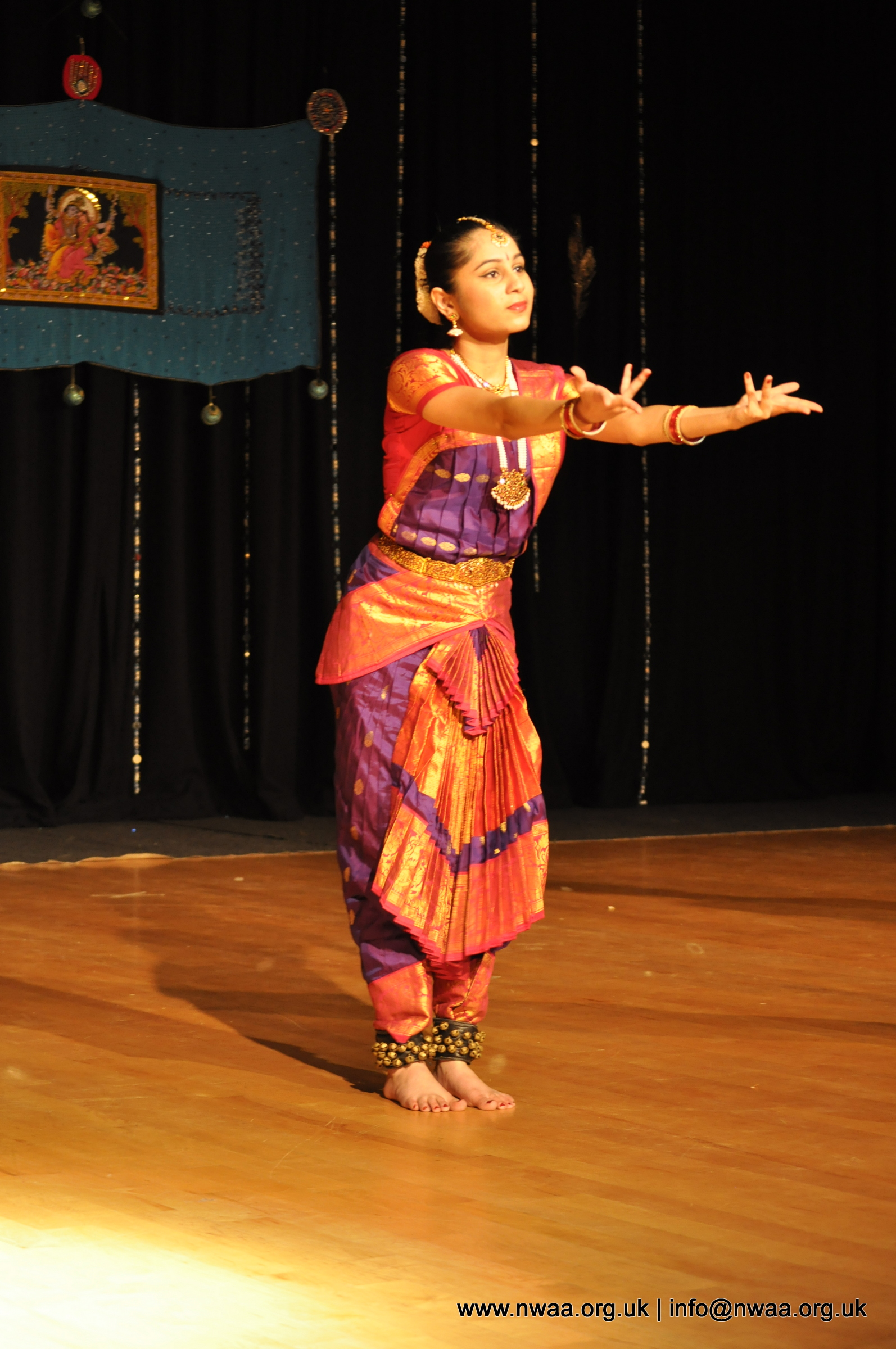 North West Asian Arts, Bolton, Bharatanatyam, Naye Sitaare, Meera Sonara