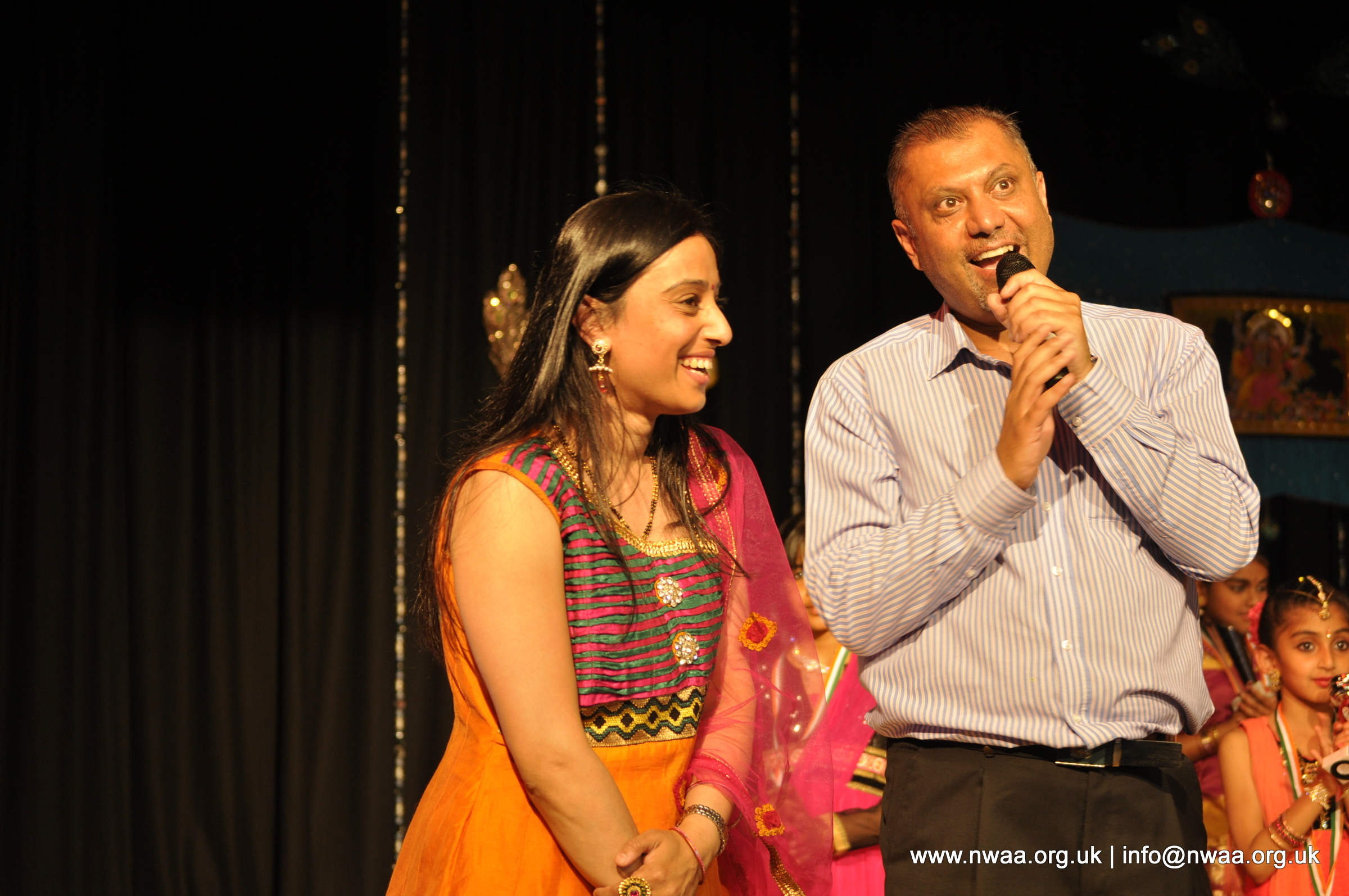Naye Sitaare 2015 - North West Asian Arts - Shima Awards - Kaushik Makwana