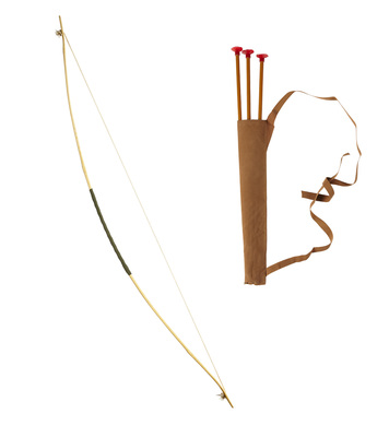 ARCHERY SET 100cm (bow quiver arrows)