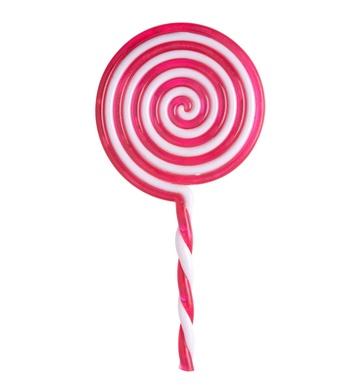 LOLLIPOP 22 cm - pink