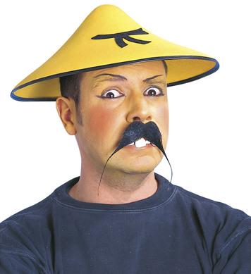 CHINESE FELT HAT