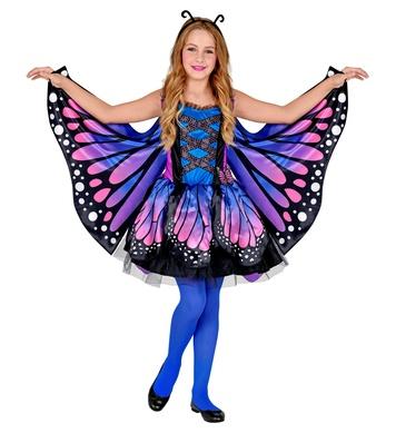 BUTTERFLY (tutu dress, wings, antennas) Childrens