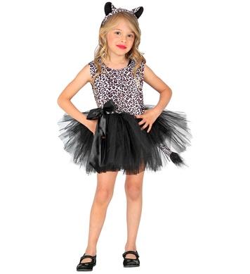 LEOPARD (tutu dress, headpiece) Childrens