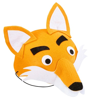 felt FOX CAP