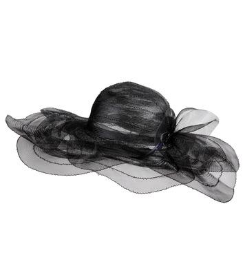 LADY HAT BLACK