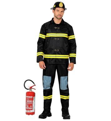 FIREFIGHTER (coat, pants, helmet)