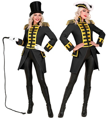 BLACK PARADE TAILCOAT for woman