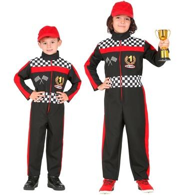 FORMULA 1 DRIVER (jumpsuit) Childrens