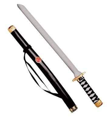 JAPANESE KATANA W/SCABBARD 60cm