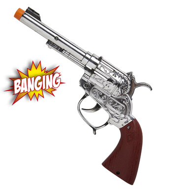 COWBOY GUN - BANGING SOUND