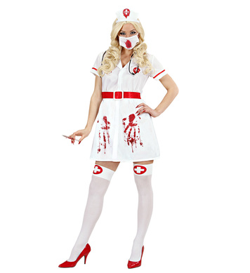 INFECTED BLOODY NURSE