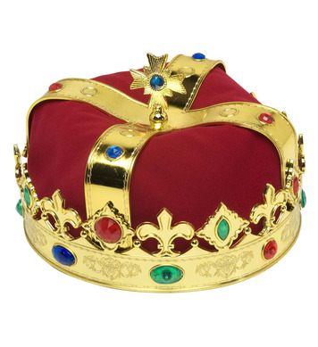 JEWELLED ROYAL CROWN