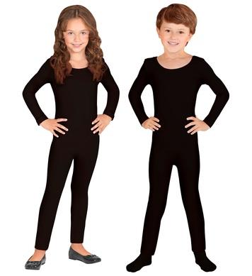 BLACK BODYSUIT (116 cm/128 cm)