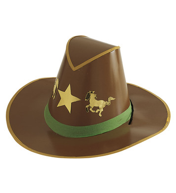 COWBOY HAT CARDBOARD