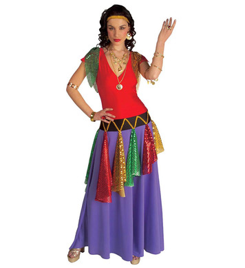 GIPSY QUEEN COSTUME